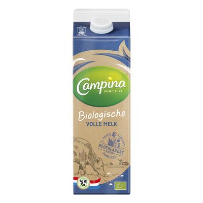 Campina Biologisch volle melk