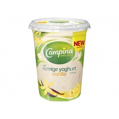 Campina Roomyoghurt vanille