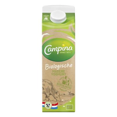 Campina Biologisch magere yoghurt