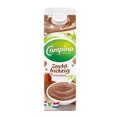Campina Zacht & luchtig chocolade