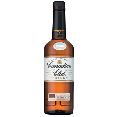 Canadian Club Barrel blended whisky