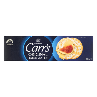 Carr's Table water biscuits