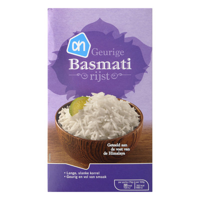 Huismerk Basmati rijst