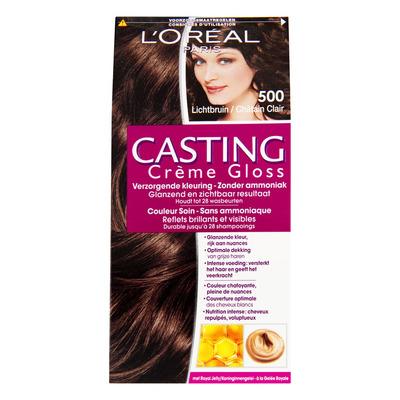 L'Oréal Casting crème gloss lichtbruin 500