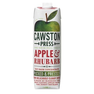Cawston Press Apple rhubarb