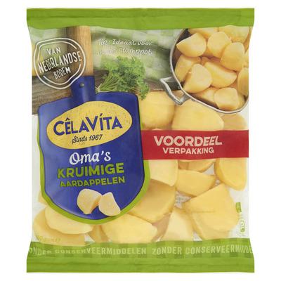 CêlaVíta Oma's kruimige aardappelen voordeel