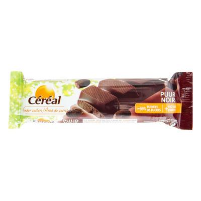Cereal Chocoladereep puur