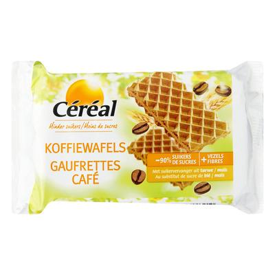 Cereal Koffiewafels