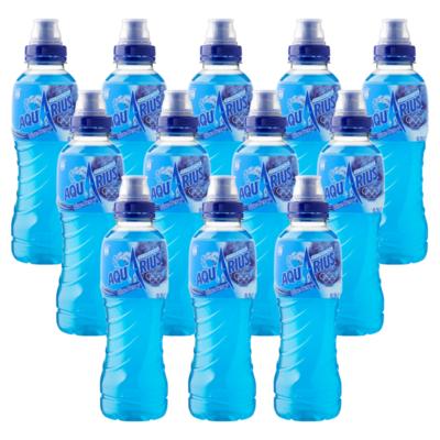 Aquarius Blue Berry + Vit B6