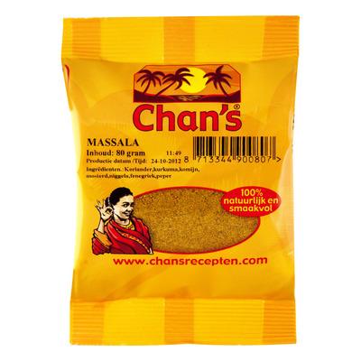 Chan's Massala