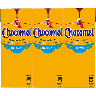 Chocomel Halfvol multipack