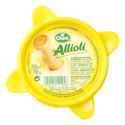Chovi Cheff Allioli