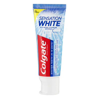 Colgate Sensation white tandpasta