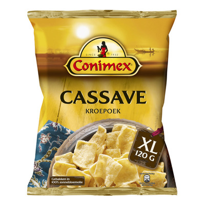 Conimex Kroepoek cassave xl