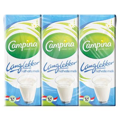 Campina Langlekker halfvolle melk multipack