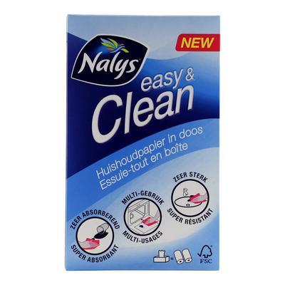 Nalys Huishoudpapier Easy & Clean