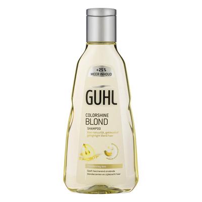 Guhl Colorshine blond shampoo