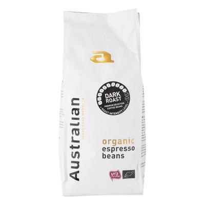 Australian Espresso beans dark roast