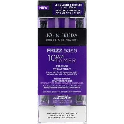 John Frieda Frizz Ease      10-day tamer