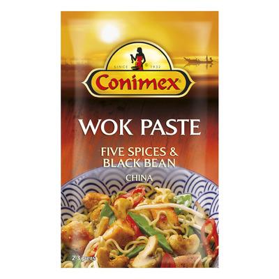 Conimex Wok paste five spices & black bean