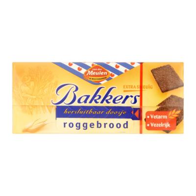 Van der Meulen Bakkers Roggebrood