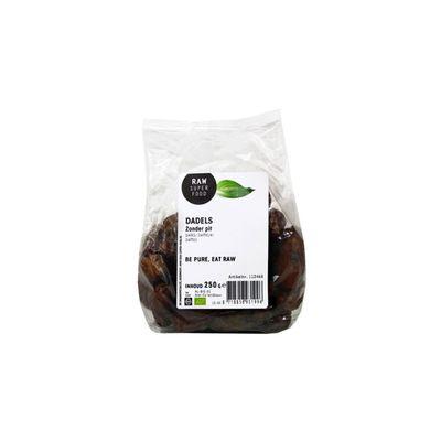 Raw Organic Food Dadels
