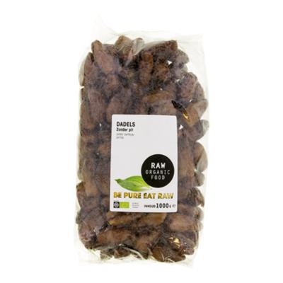 Raw Organic Food Dadels RAW Bio