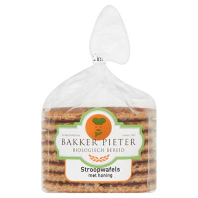 Smaakt Goudse stroopwafels met honing (bio)