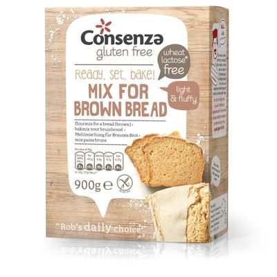 Consenza Mix For Brown Bread