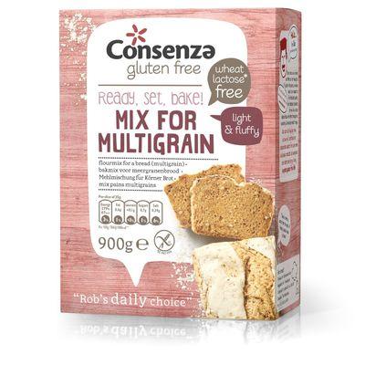 Consenza Meel Voor Meergranenbrood 900 Gram