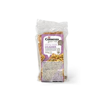 Consenza Crackers Kaas/ Pompoen