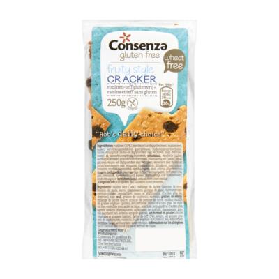 Consenza Glutenvrije Rozijnen-Teff