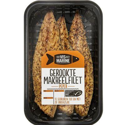 Vis Marine Makreel peper gerookt