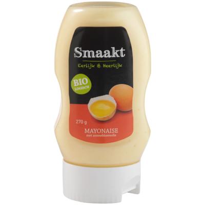 Smaakt Mayonaise knijpfles
