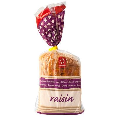 Consenza Rozijnenbrood
