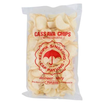 Krau krau Cassave chips