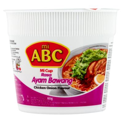 Abc Noodle onion chicken