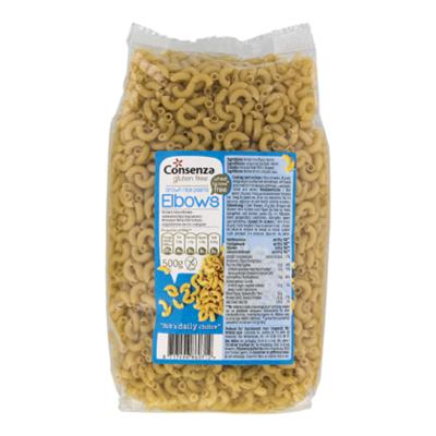 Consenza Glutenvrije Volkorenrijst macaroni