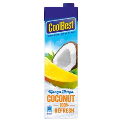 Coolbest Coconut mango tango