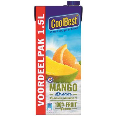 CoolBest Mango dream voordeel