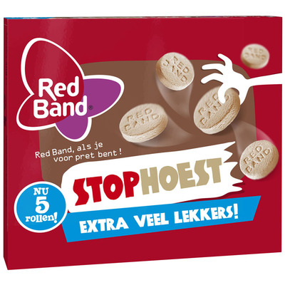 Red Band Stophoest