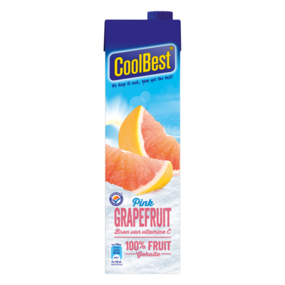 CoolBest Pink Grapefruit