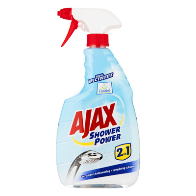 Ajax Shower power 2 in 1