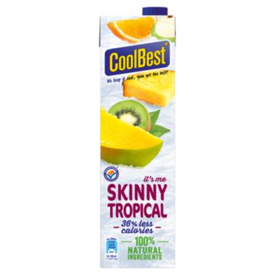 Coolbest Skinny tropical