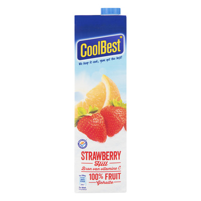 CoolBest Strawberry hill