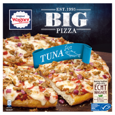 Wagner Big pizza tuna