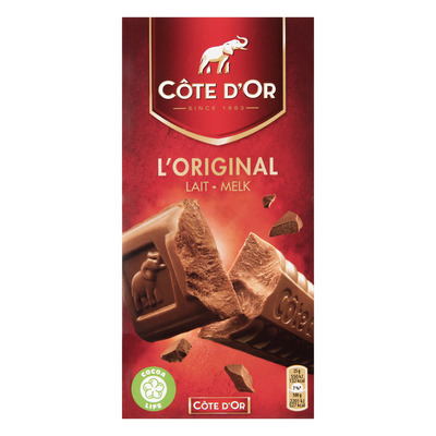Côte d'Or L'original melk