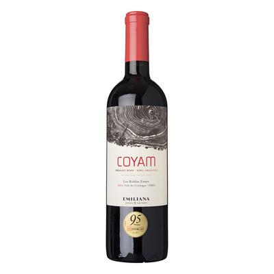Coyam Red Organic Wine