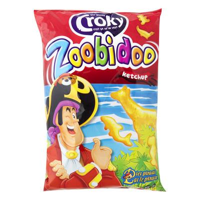 Croky Zoobidoo ketchup