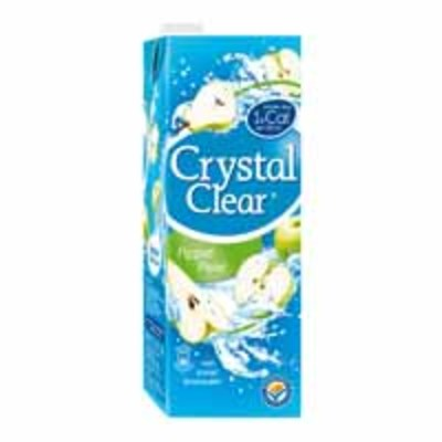 Crystal Clear Appel-peer